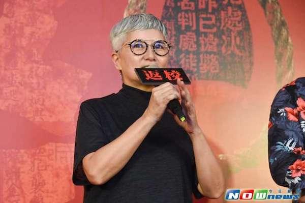 李烈將翻拍遊戲《返校》。 圖片來源:NOWnews