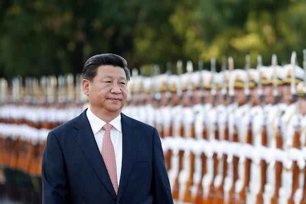 習近平在中國十九大的動向舉世矚目。 圖片來源:中國內幕