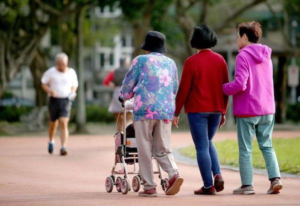 長期照護需要資源,更需要愛心。 圖片來源:聯合新聞網
