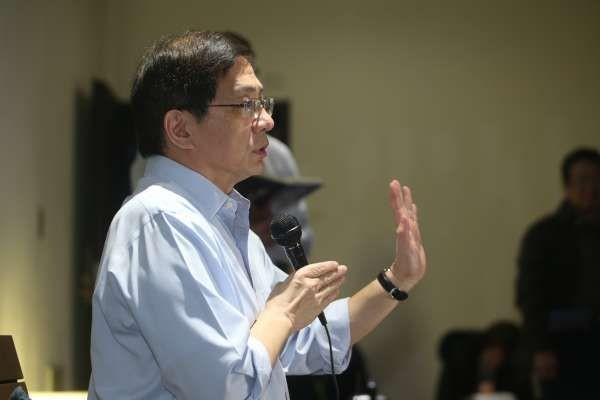 台大決議請教育部核准管中閔就任台大校長。 圖片來源:風傳媒