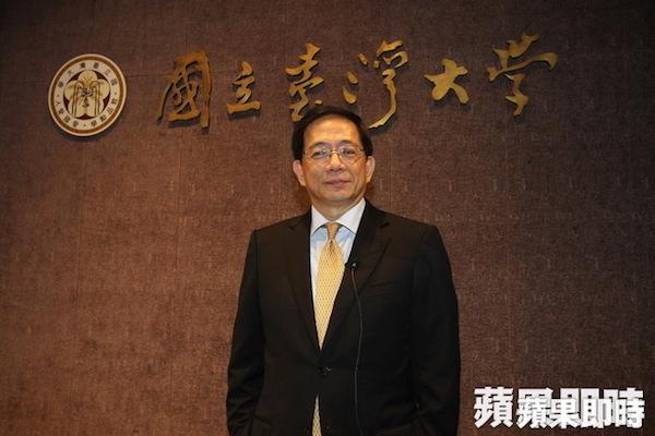 台大校長遴選案,管中閔為新任校長卻風波不斷。 圖片來源:蘋果日報