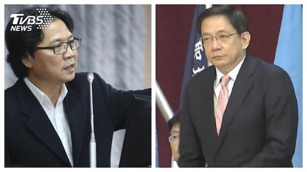 新任教育部長葉俊榮能解決卡管案? 圖片來源:TVBS
