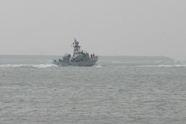 國軍打算發展民船外觀的微型飛彈突擊艇。 圖片來源:聯合新聞網