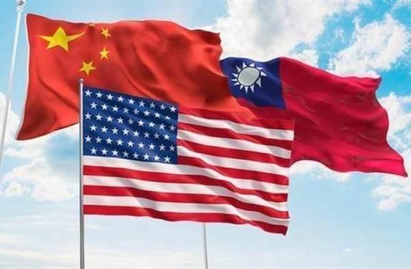 台美關係因中國而變得更積極。 圖片來源:中時電子報
