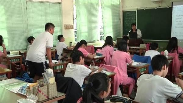 政府打算2030推雙語教育。 圖片來源:中時電子報
