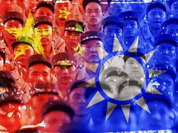 國民黨被中國共產黨借殼上市? 圖片來源:鯨魚網站