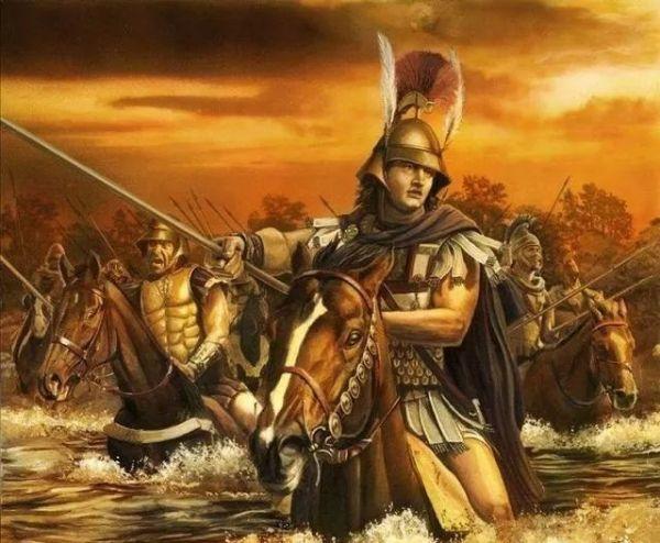創建橫跨歐亞非大帝國的亞歷山大。 圖片來源:網易