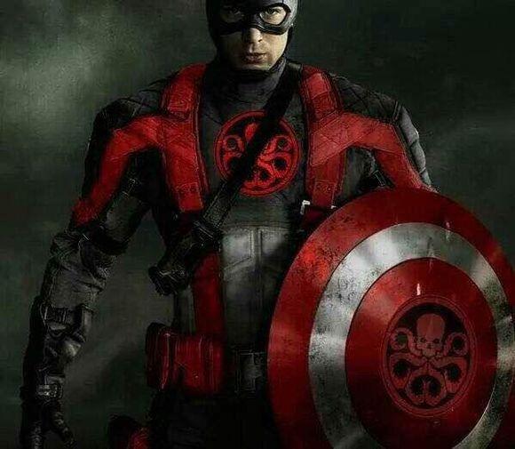 漫威英雄美國隊長。 圖片來源:中國網