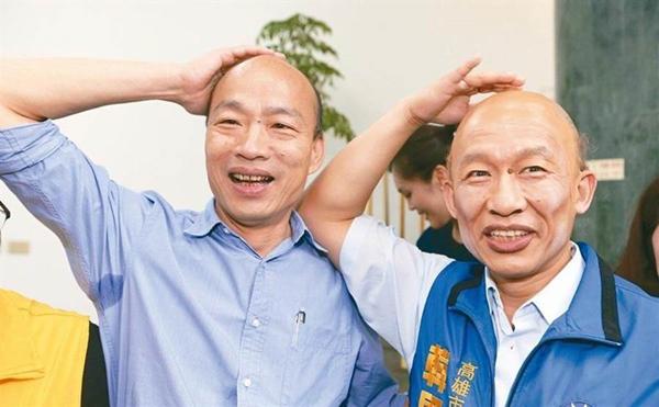 韓國瑜總統大選副手是誰? 圖片來源:中時電子報