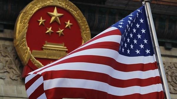 中美貿易戰是價值觀衝突? 圖片來源:AP