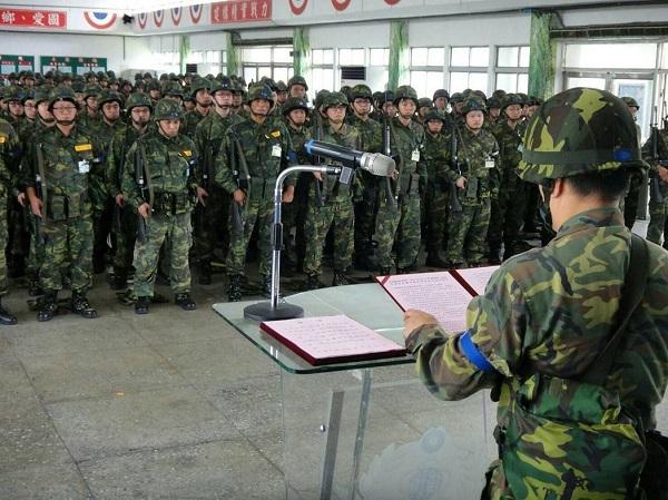 營區已被旺中集團滲透進行統戰? 圖片來源:聯合新聞網