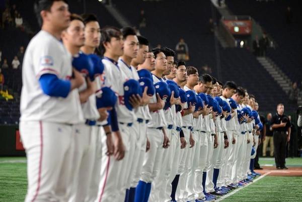 世界12強棒球賽台灣選手表現亮眼。 圖片來源:鏡週刊