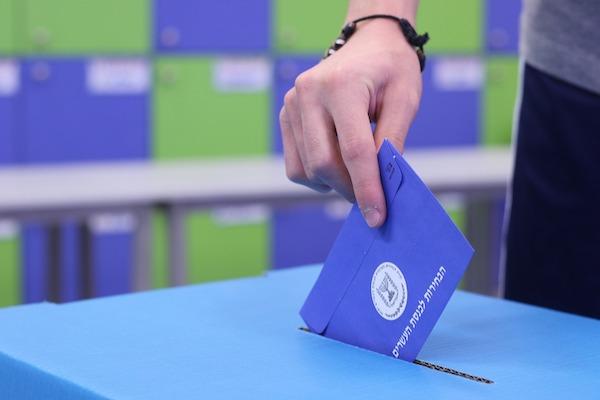 不在籍投票可維護當日無法到投票所投票的選民權益。 圖片來源:新頭殼