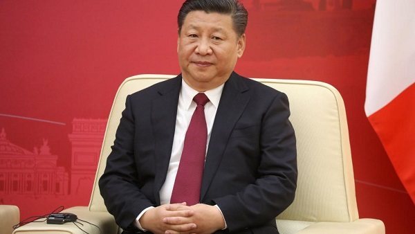 Xi Jing Ping has more and more incecurity. Photo source: MingJing News