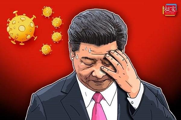 相信中國的國家,都付出慘痛代價