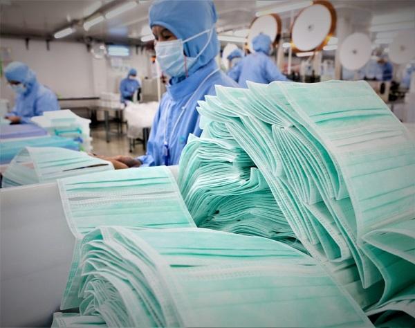 台灣在武漢肺炎疫情之後,可能成為口罩生產大國? 圖片來源:科技新報