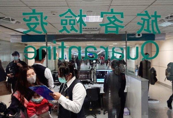 台灣面臨中國武漢肺炎威脅,須有明確及正確的抉擇。 圖片來源:聯合新聞網