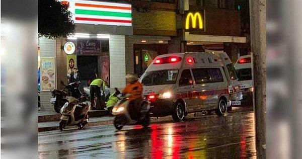 新店發生隨機殺人事件,犯嫌聲稱自己有精神疾病。 圖片來源:CTWant