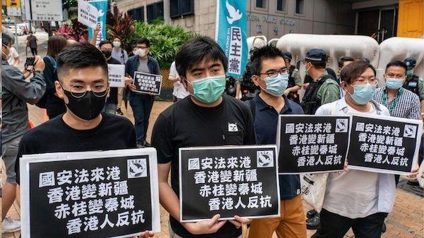 香港何需國安法?