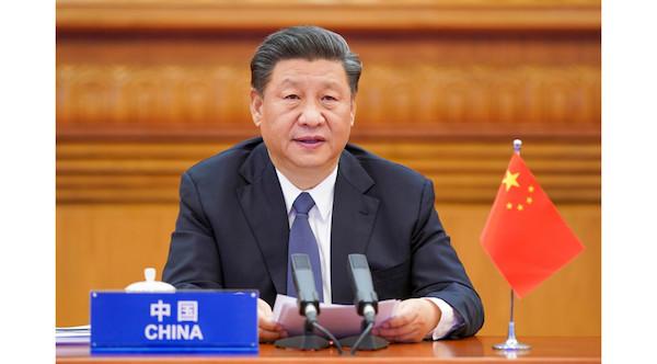 習近平帶領下的中國,能否持續成長或要開始走下坡? 圖片來源:民報
