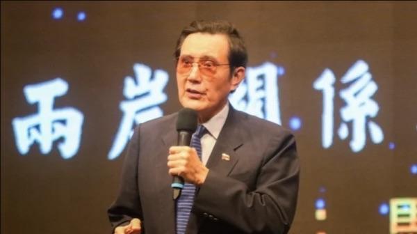 馬英九「首戰即終戰」唱衰台灣。 圖片來源:看中國