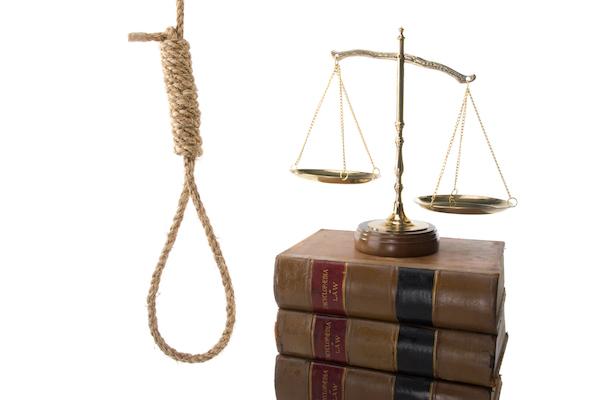 治亂世用重典,向來有效。 圖片來源:法操