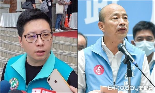 繼韓國瑜之後,王浩宇也被罷免。 圖片來源:ETToday