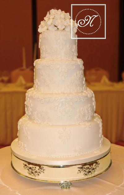 Wedding Cake – London