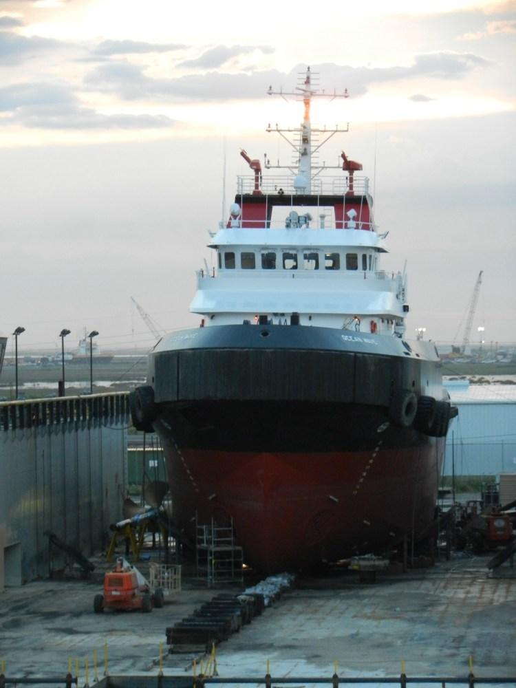Big Boats & Fast Boats, Bollinger does both (2/4)