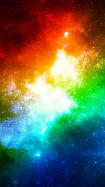 25 Rainbow iPhone Wallpapers