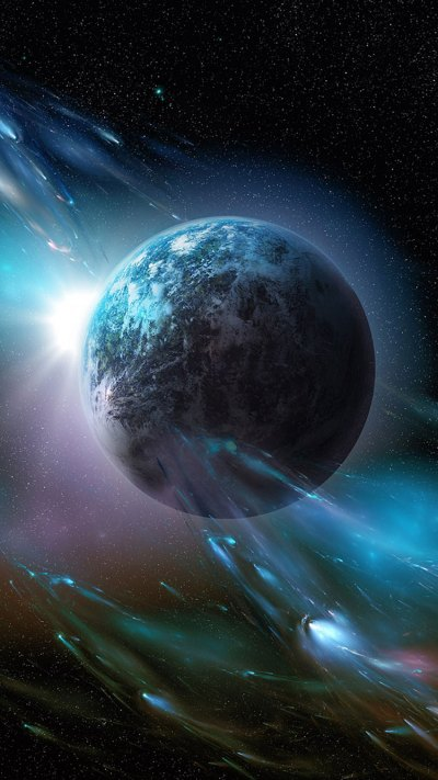 30 HD Space iPhone Wallpapers