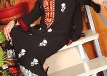 Beautiful dresses Neck line Design