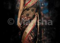 eid ul fitre saree collection 2012 by mansha boutique