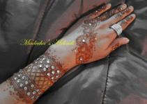 Bridals Hand Mehndi Designs Collection 2012 For Eid by Madihas Mehndi