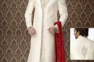 Stylish Groom Sherwani Designs Collection For Wedding 2012-2013 (5)