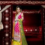 Latest Bridal Wear Collections 2012 002