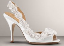 Latest Wedding Shoes Collection 2012 for ladies