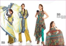 Ittehad Latest Retro Collection 2012 For Women