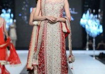 Layla Chatoor Latest Collection At PFDC L Oreal Paris Bridal Week