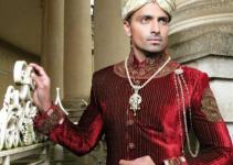 Pakistani Groom & Bridal Wear Collection 2012-2013 For Wedding 001