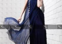 Ayesha And Usman Qamar Winter Party Outfits 2013 For Women 001
