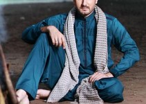 Latest Exclusive Winter Dress Collection 2013-2014 For Men (2)
