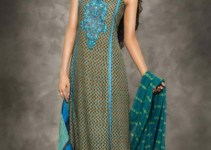 Sobia Nazir silk dresses Latest winter New collection For Women 2013-2014 (7)