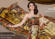Asim Jofa Summer Premium Lawn 2013 For Women 01