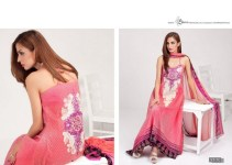 embroidered feminine lawn collection 2013 by shariq textile