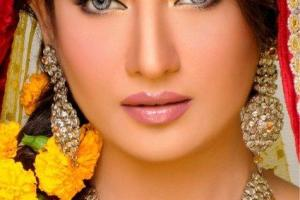 Latest Jia Ali Bridal Shoot By Akif Ilyas Beauty Salon