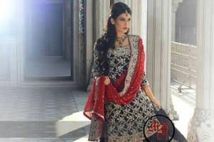Mehma Farhan Pakistani Wedding Dress Collection 2013 For Ladies