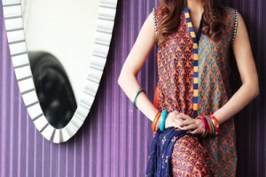 Latest Embroidered 2013 For Women Nimsay Classic Lawn