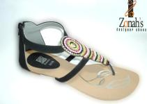 Latest Zonahs Designer Summer Foot Wear Collection 2013