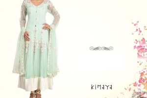 Kimaya Pradeep Agarwals Anarkali Collection 2013 Girl Women 001